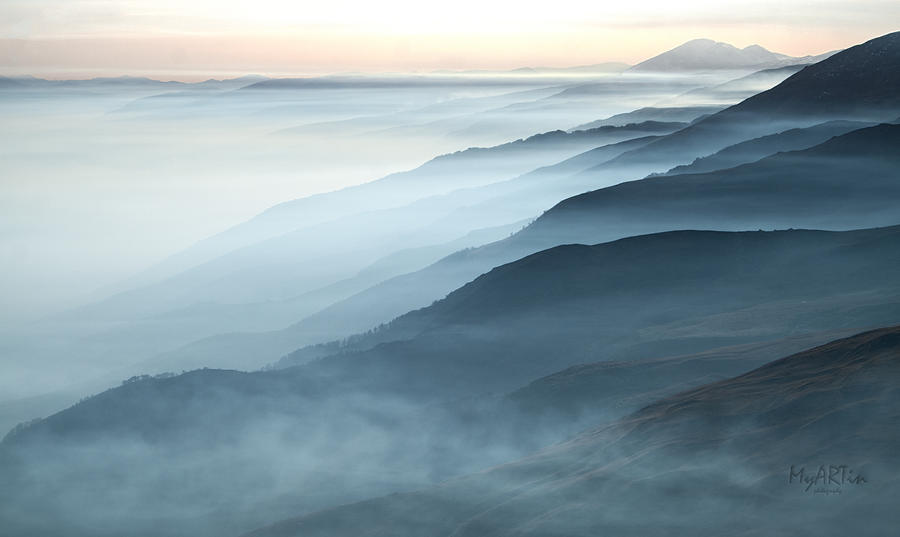 Treacherous  mountains by Gautama-Siddharta