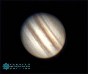 Jupiter by Gautama-Siddharta