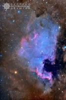 North America NGC 7000