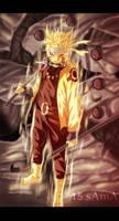 manga Naruto 673 -  we will