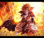 Fairy Tail 418 - natsu back