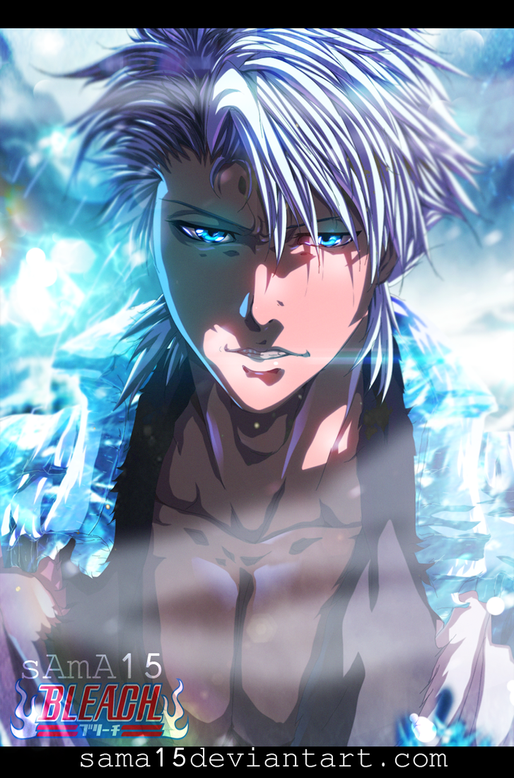 manga bleach 671 toshiro by sAmA15