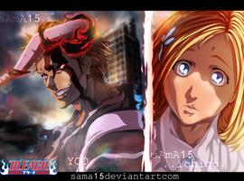 manga bleach 676- RELAX INOU by sAmA15