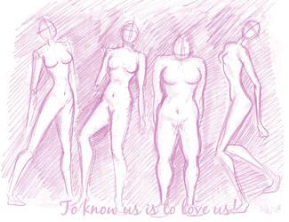 'To Know Us. . . ' by Alptrauma