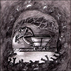 Dark as a Dungeon by Alptrauma