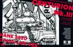Centurion Mk.III 2020 Limited Edition by hank141