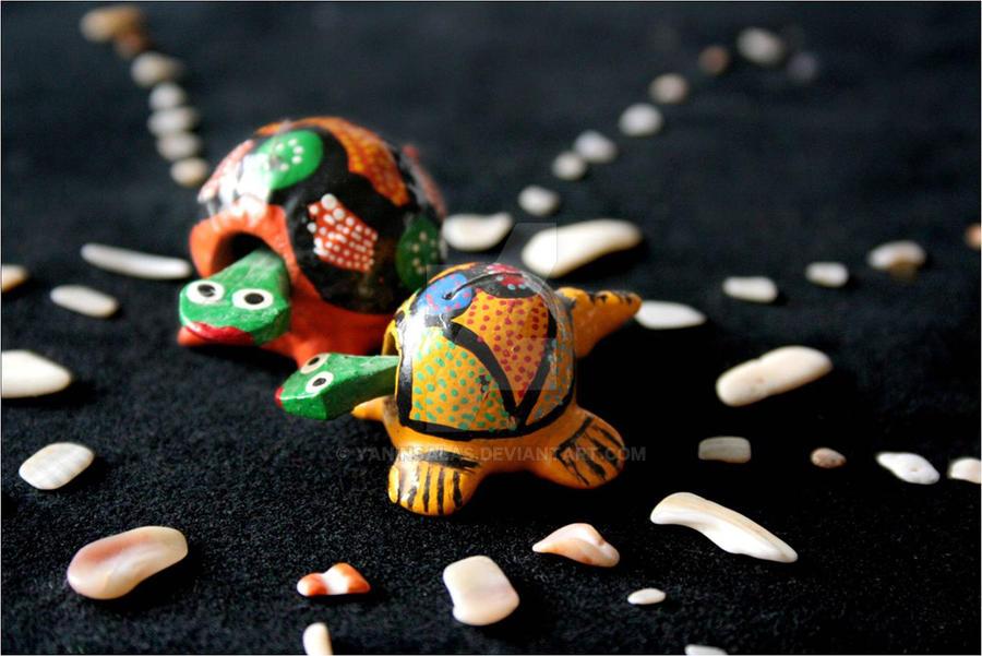 turtles by YaninSalas