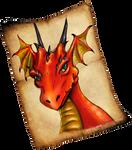 Un Dragon by YaninSalas