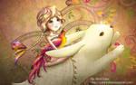 The Wise Little Girl by YaninSalas