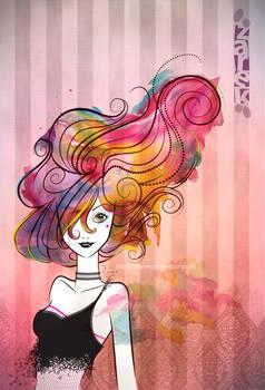Full Color Hair