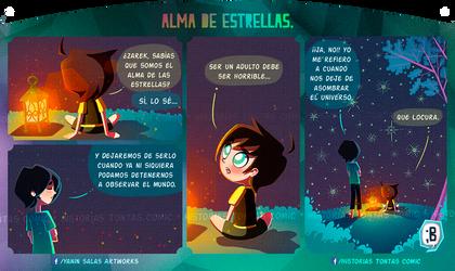 Alma de estrellas by YaninSalas