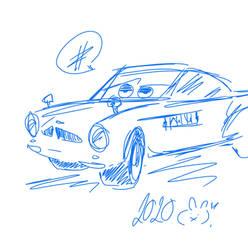 Finn Mcmissile Fast Sketch