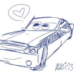Rod Redline Fast Sketch