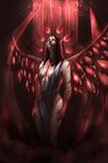 Goddess of blood
