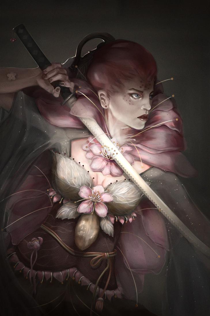 La Cerisiere by Yakimura-Art