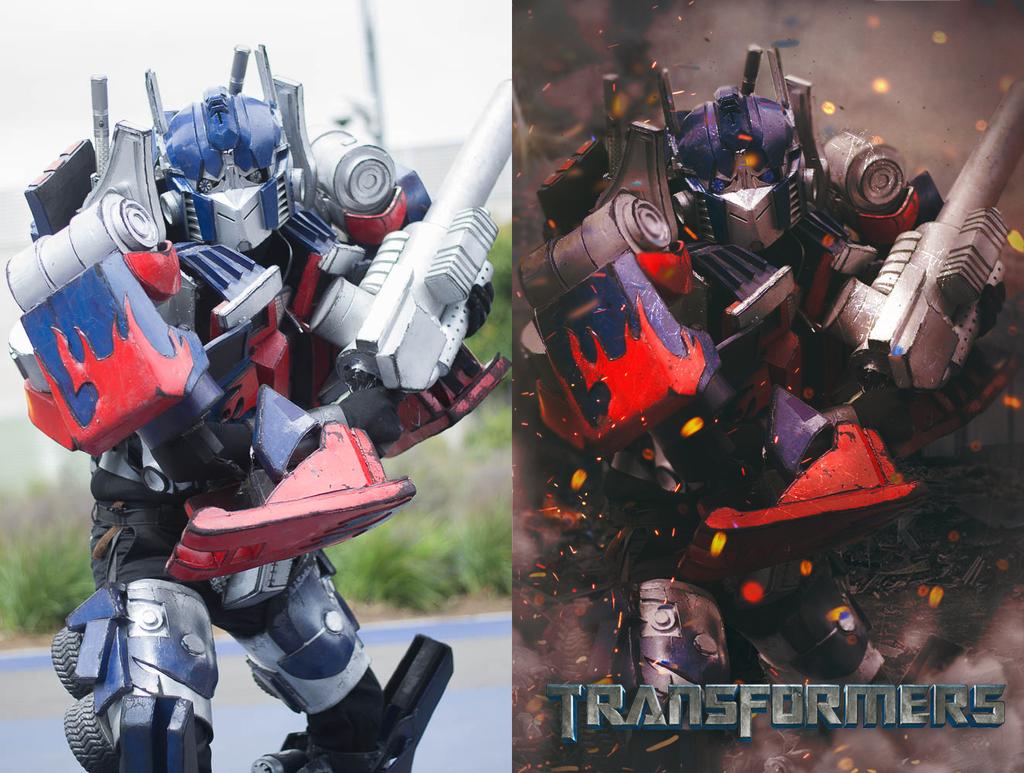 Transformers by GanjaNinja