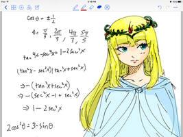Trigonometry's Fairy Queen