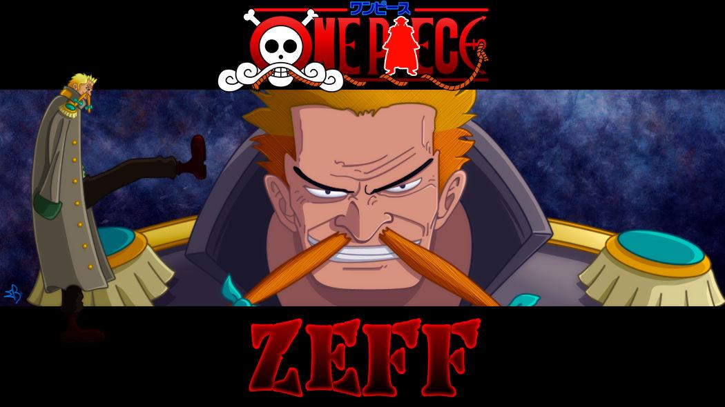 Zeff - ONE PIECE Gol D. Roger's Era Project