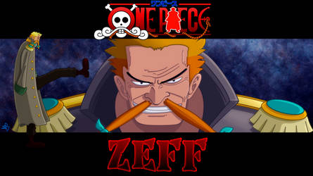 Zeff - ONE PIECE Gol D. Roger's Era Project by ShadowSpit
