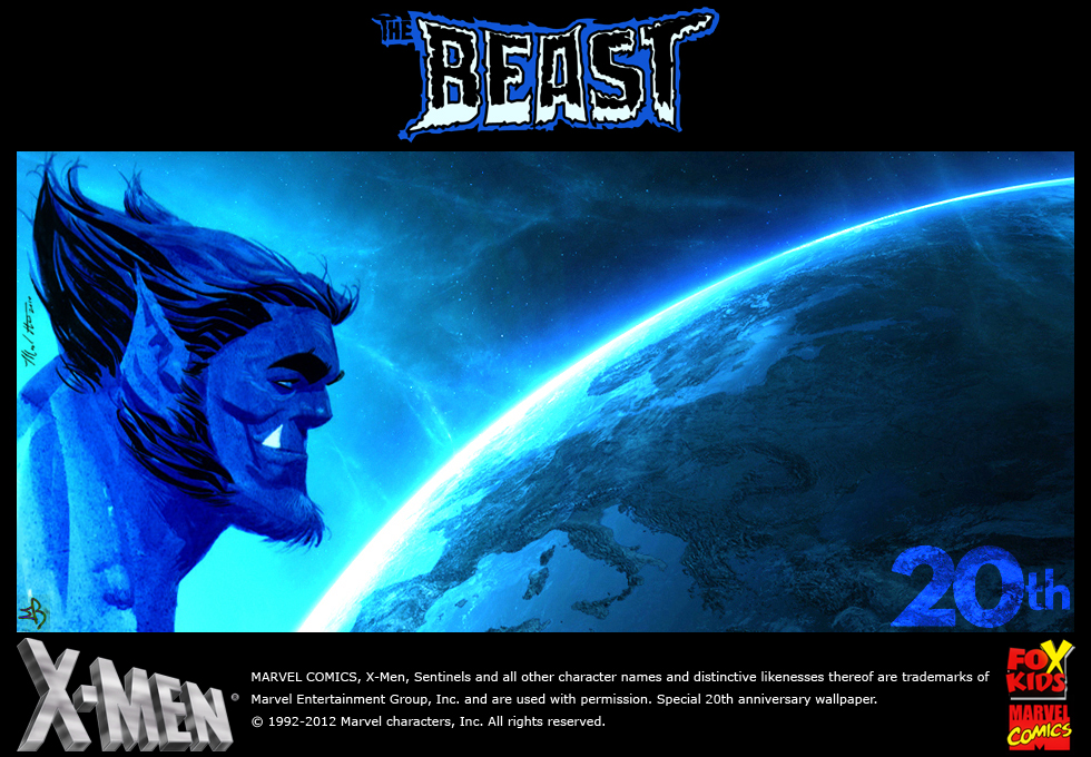 The Beast from X-Men :...