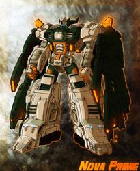 Don Figueroa's Nova Prime