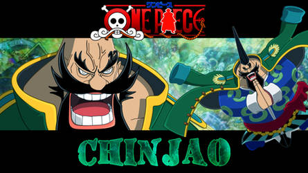 Chinjao - ONE PIECE Gol D. Roger's Era Project by ShadowSpit