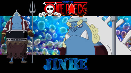 Jinbe - ONE PIECE Gol D. Roger's Era Project by ShadowSpit
