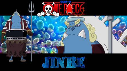 Jinbe - ONE PIECE Gol D. Roger's Era Project