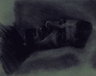 Sir Richard Burton's Death Scene by DayDreamOrNightmare