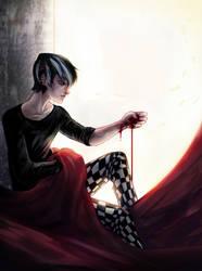 Beautiful blood by Taikgwendo