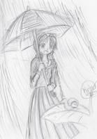 Before the Rain Hurt Me PAST by KidaYuki