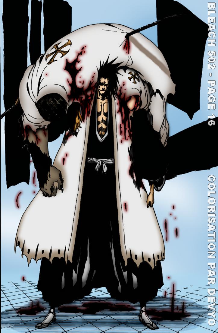 The monster - Zaraki Kenpachi - Return by Kataklyzme