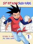 Station Square Issue 1 Cover