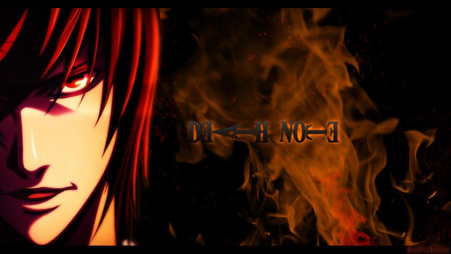 Death Note 3 by HanpaKureai