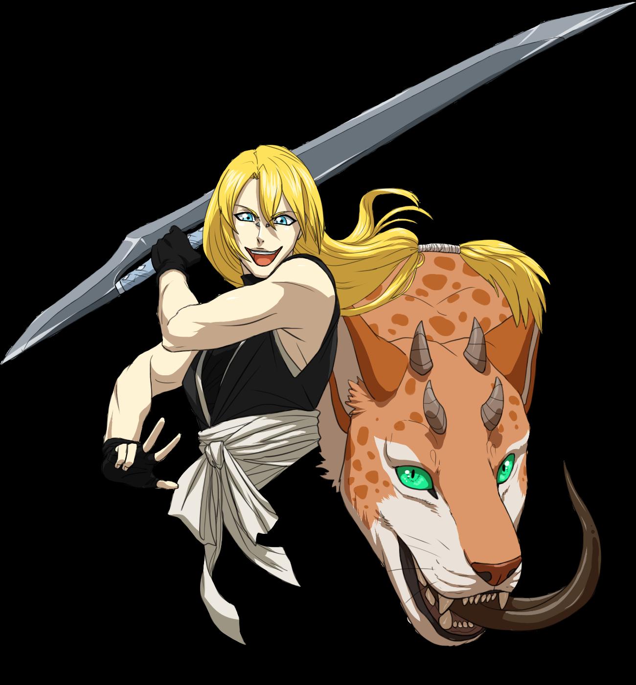 OC Shinigami On Bleach-OC-Characters