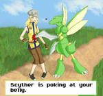 Scyther Love