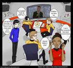 Rick Rolling the Enterprise
