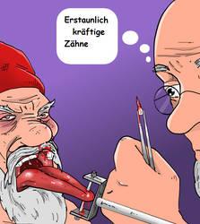 Zwergzahn by CatalanoMafiusu
