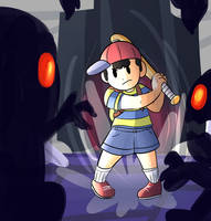 Ness by dxcamatic