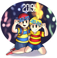 Happy 2019! by dxcamatic