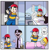 A Normal Day at Twoson Hospital by dxcamatic