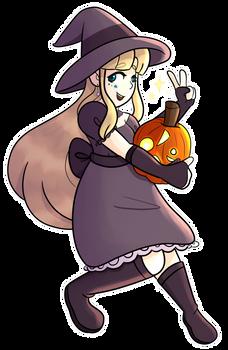 [COLLAB] Halloween Zelda
