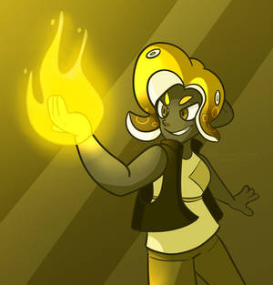 [Splatober 3] Bonfire