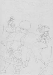 Three Magi of Fate [WIP] by Zorosuke