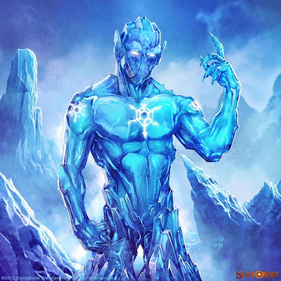Snowblind Primordial By Erlanarya On DeviantArt