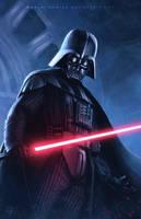 Darth Vader by erlanarya