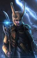 Loki by erlanarya