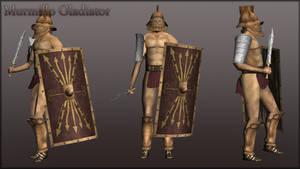 Murmillo Gladiator