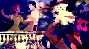 Romeo and Juliet Disney Style
