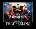 Reason to watch Rise of The Guardians